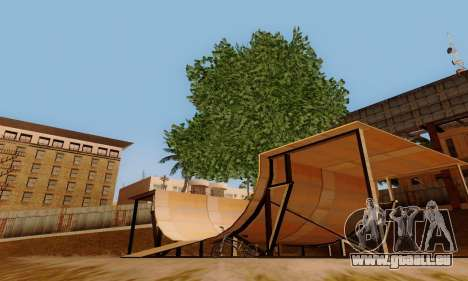 ENBSeries for low and medium PC pour GTA San Andreas huitième écran