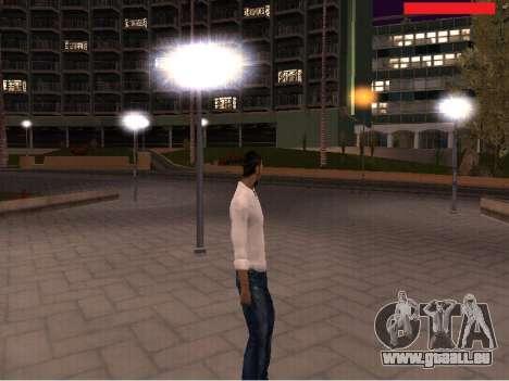 New hmyri pour GTA San Andreas deuxième écran