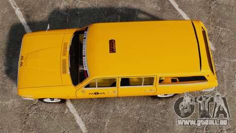 GAZ-24-02 Volga Taxi für GTA 4 rechte Ansicht