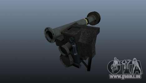 FGM-148 Dževlin pour GTA 4
