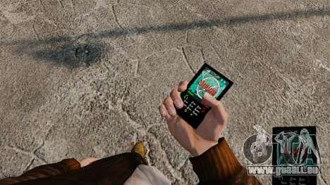 Thèmes pour téléphone Vampire The Masquerade pour GTA 4