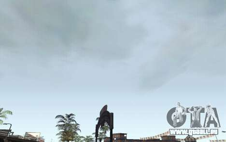 GTA V to SA: Timecyc v1.0 pour GTA San Andreas sixième écran