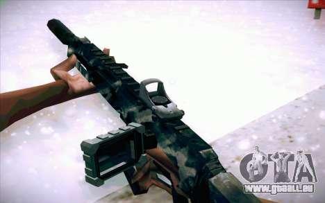 ACR pour GTA San Andreas cinquième écran