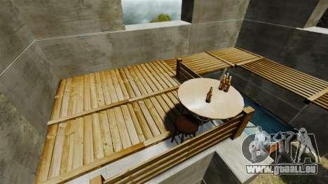 Burg für GTA 4 fünften Screenshot