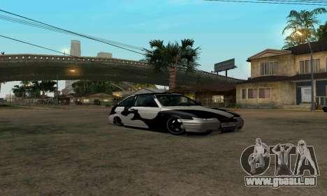 LADA 112 pour GTA San Andreas vue de droite