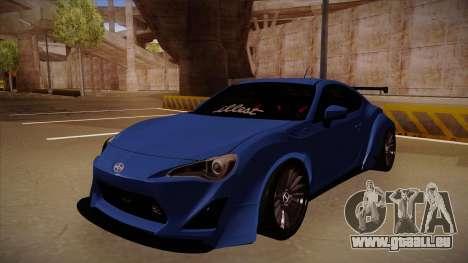 Scion FR-S Rocket Bunny für GTA San Andreas