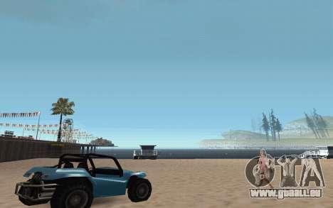 GTA V to SA: Timecyc v1.0 pour GTA San Andreas neuvième écran