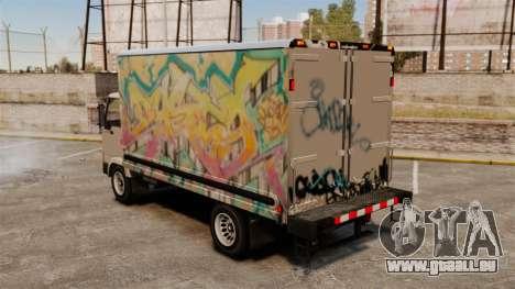 Neue Graffiti für Mule für GTA 4