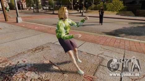 Krämpfe für GTA 4 Sekunden Bildschirm