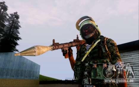 SA Illusion-S v5.0 - Final Edition für GTA San Andreas neunten Screenshot