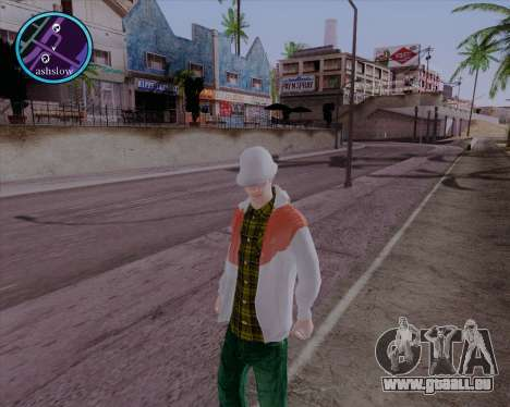 Maccer HD für GTA San Andreas zweiten Screenshot