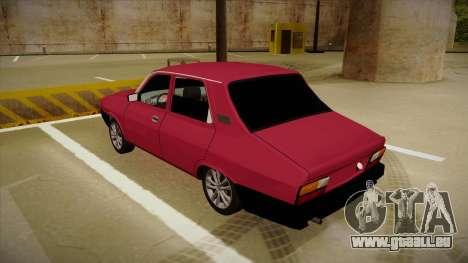 Dacia 1310 Berlina Tuning pour GTA San Andreas vue arrière
