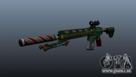 HK417 Gewehr v3 für GTA 4