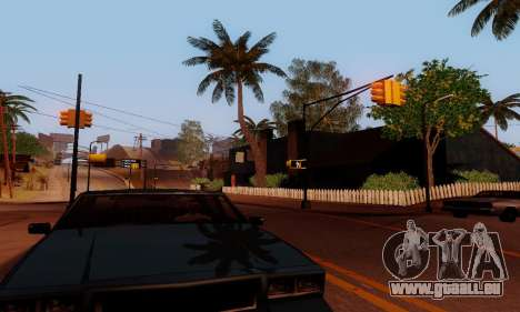 ENBSeries for low and medium PC für GTA San Andreas elften Screenshot