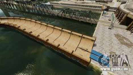 Zugbrücken für GTA 4
