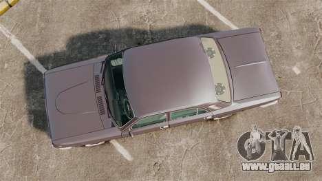 Volga gaz-2410 v2 pour GTA 4 est un droit