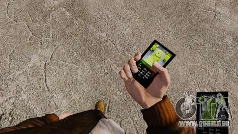Themen für Mobilfunknetze der Telefon-Marken für GTA 4