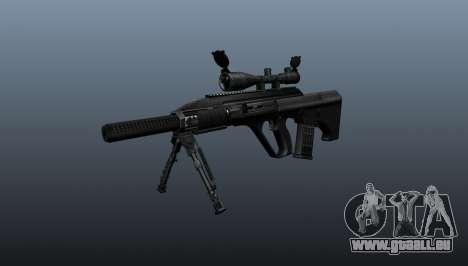 Fusil automatique Steyr AUG3 pour GTA 4