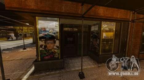 Magasins de Chinatown pour GTA 4 sixième écran