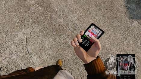 Themen für Telefondienste New York für GTA 4