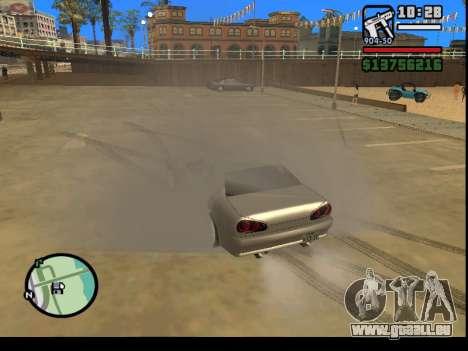 GTA V to SA: Burnout RRMS Edition für GTA San Andreas zweiten Screenshot