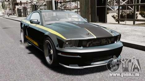 Shelby Terlingua Mustang pour GTA 4 est un droit