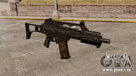 HK G36C assault rifle v1 pour GTA 4