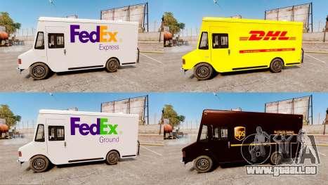 Service New York City pour GTA 4 troisième écran