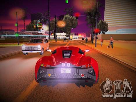 ENBSeries By DjBeast V2 pour GTA San Andreas huitième écran
