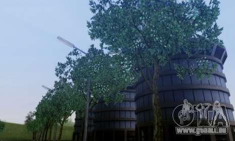 Neue Vegetation 2013 für GTA San Andreas her Screenshot