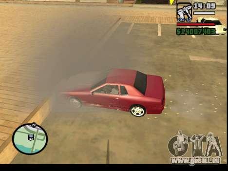 GTA V to SA: Burnout RRMS Edition für GTA San Andreas achten Screenshot