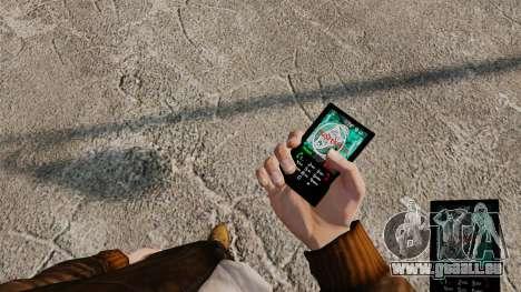 Thèmes pour téléphone Vampire The Masquerade pour GTA 4 neuvième écran