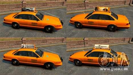 Service New York City pour GTA 4 sixième écran