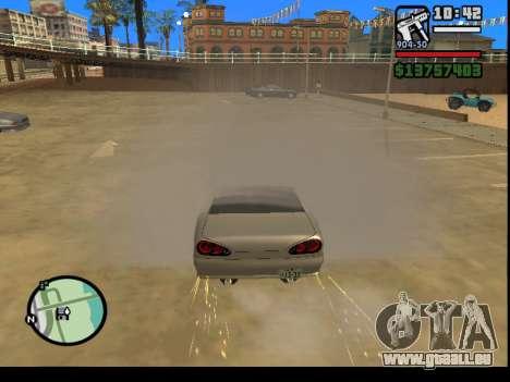 GTA V to SA: Burnout RRMS Edition für GTA San Andreas her Screenshot