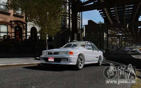 Mitsubishi Galant V2 pour GTA 4