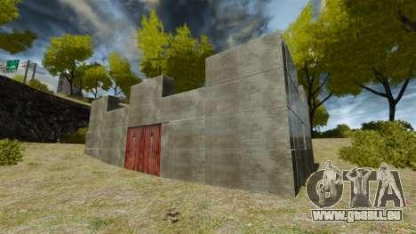 Burg für GTA 4