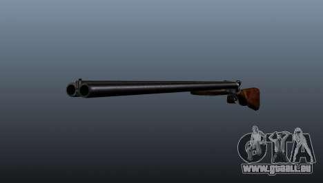 Fusil à double canon pour GTA 4