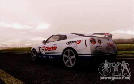 SA Illusion-S v5.0 - Final Edition für GTA San Andreas zweiten Screenshot