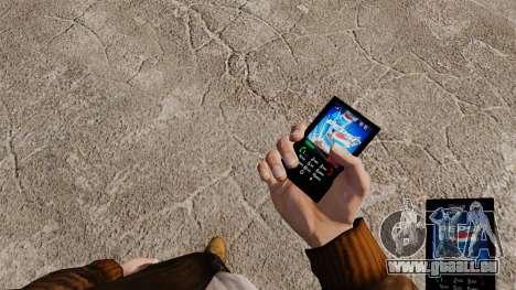 Thème de Pepsi pour votre téléphone pour GTA 4