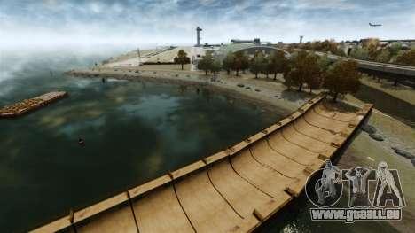 Ponts-levis pour GTA 4 sixième écran
