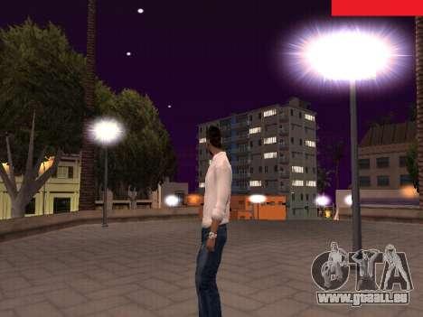 New hmyri pour GTA San Andreas quatrième écran