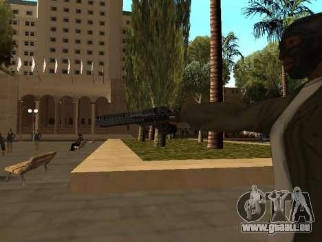 WeaponStyles pour GTA San Andreas neuvième écran