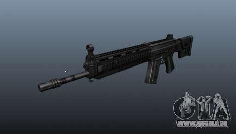 Gewehr SIG SG 751 v2 für GTA 4