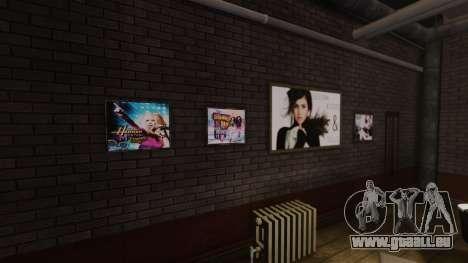 Nouvelles affiches dans l'appartement de Playboy pour GTA 4 quatrième écran