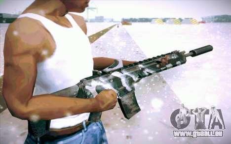 ACR pour GTA San Andreas deuxième écran
