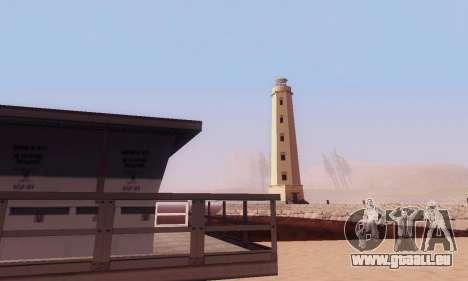 ENBSeries for low and medium PC pour GTA San Andreas troisième écran