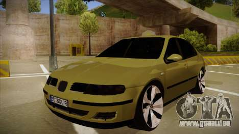 Seat Toledo German Style für GTA San Andreas