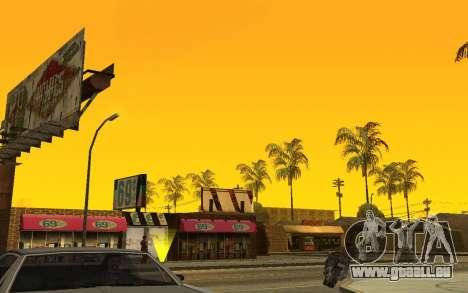 GTA V to SA: Timecyc v1.0 pour GTA San Andreas