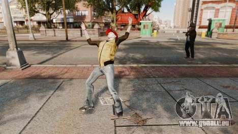 Krämpfe für GTA 4