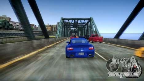 Bannière mod graphique Graphics [bêta ouverte] pour GTA 4 troisième écran